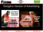 google s version of advertising