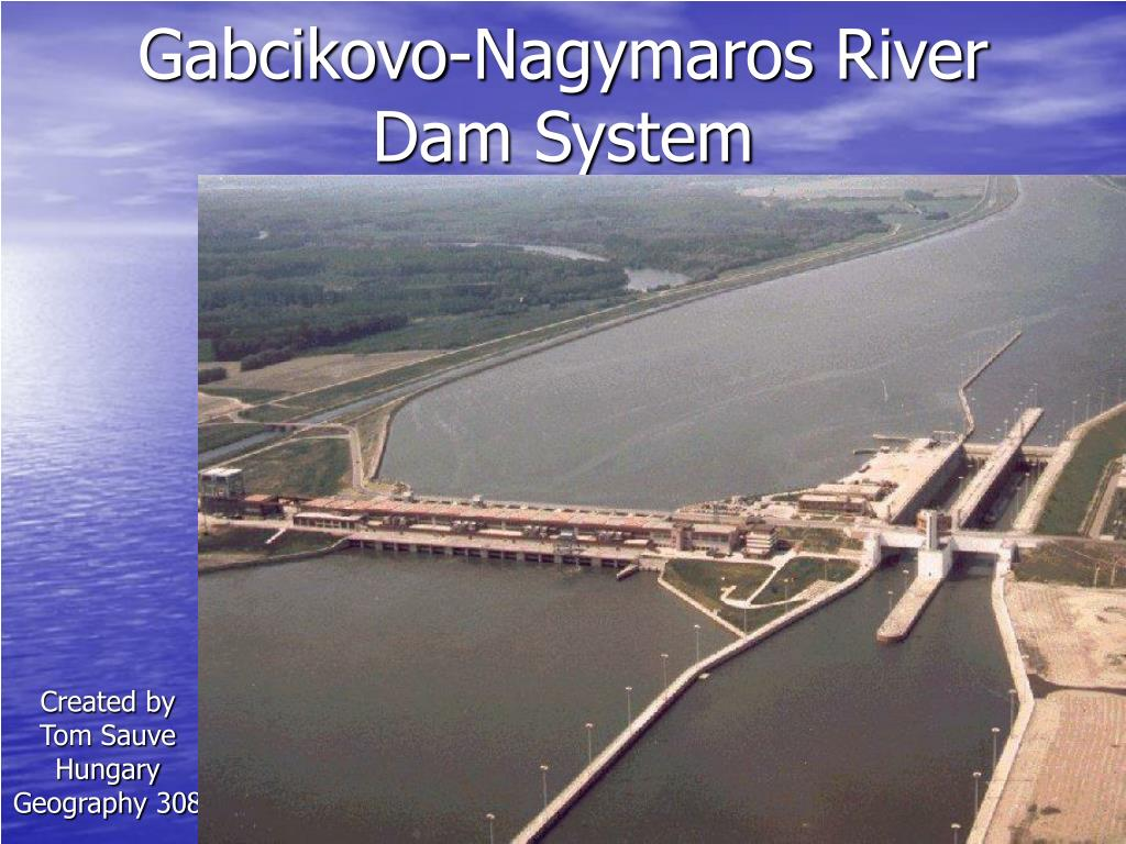 gabcikovo nagymaros river dam system l.