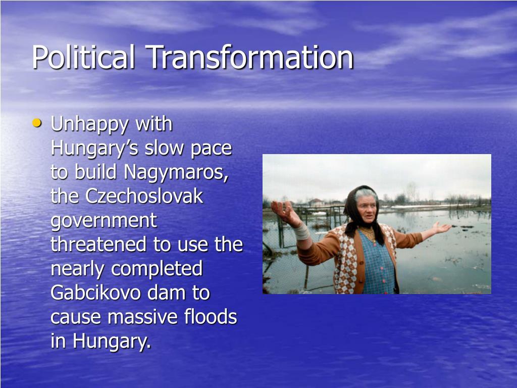 Political Transformation