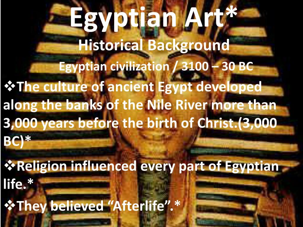Egyptian culture.