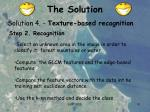 the solution10
