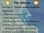 the solution8