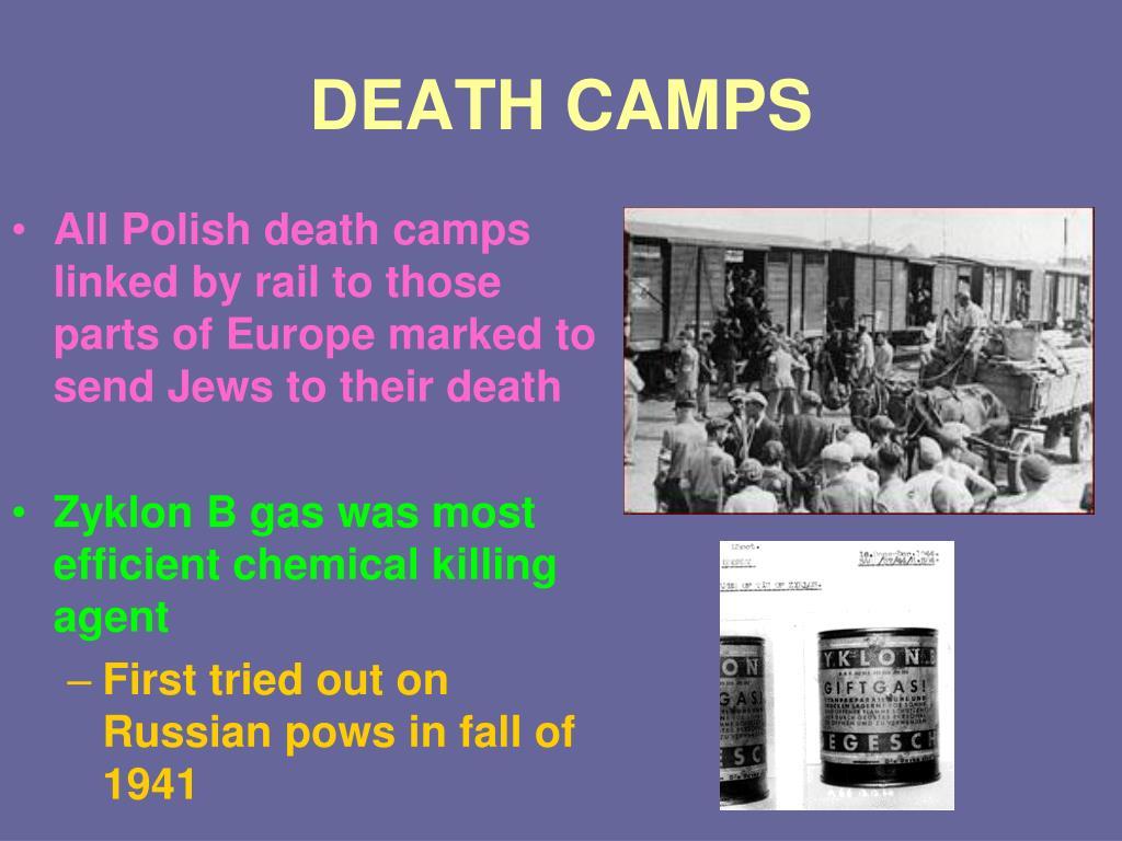 death camps l.