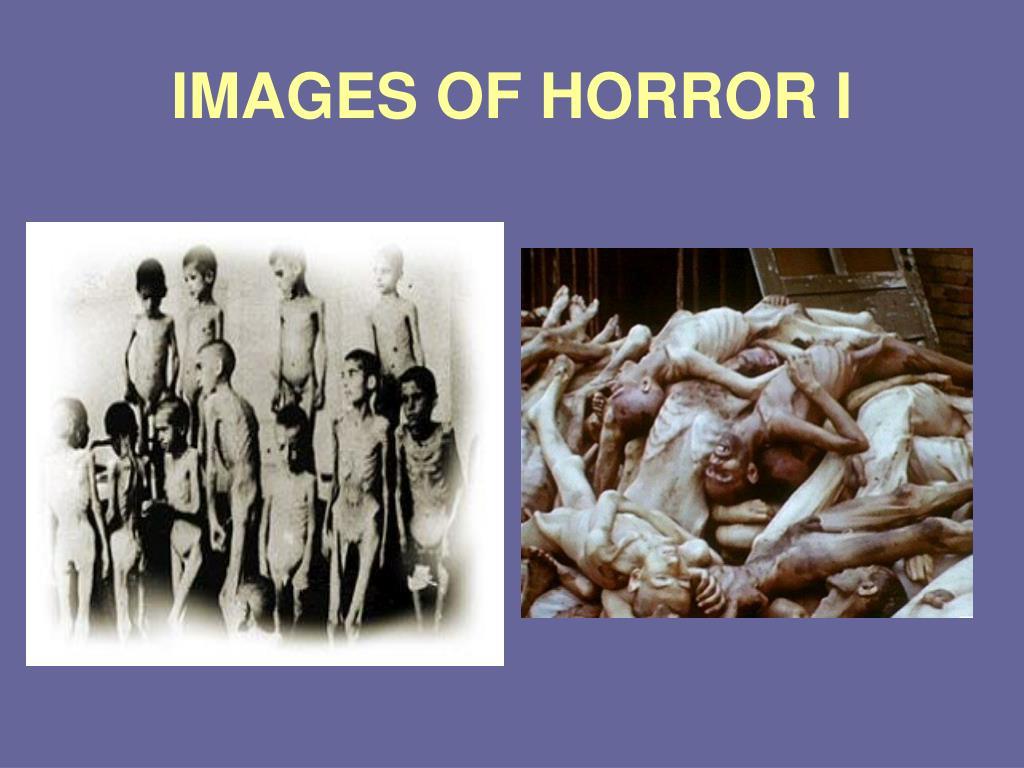 IMAGES OF HORROR I
