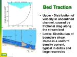 bed traction