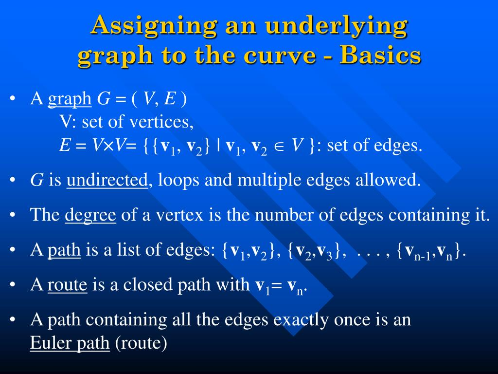 Assigning an underlying