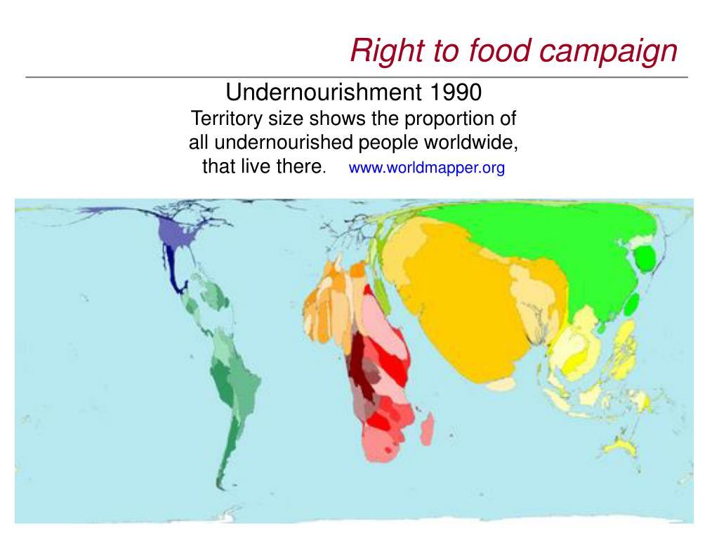 Undernourishment
