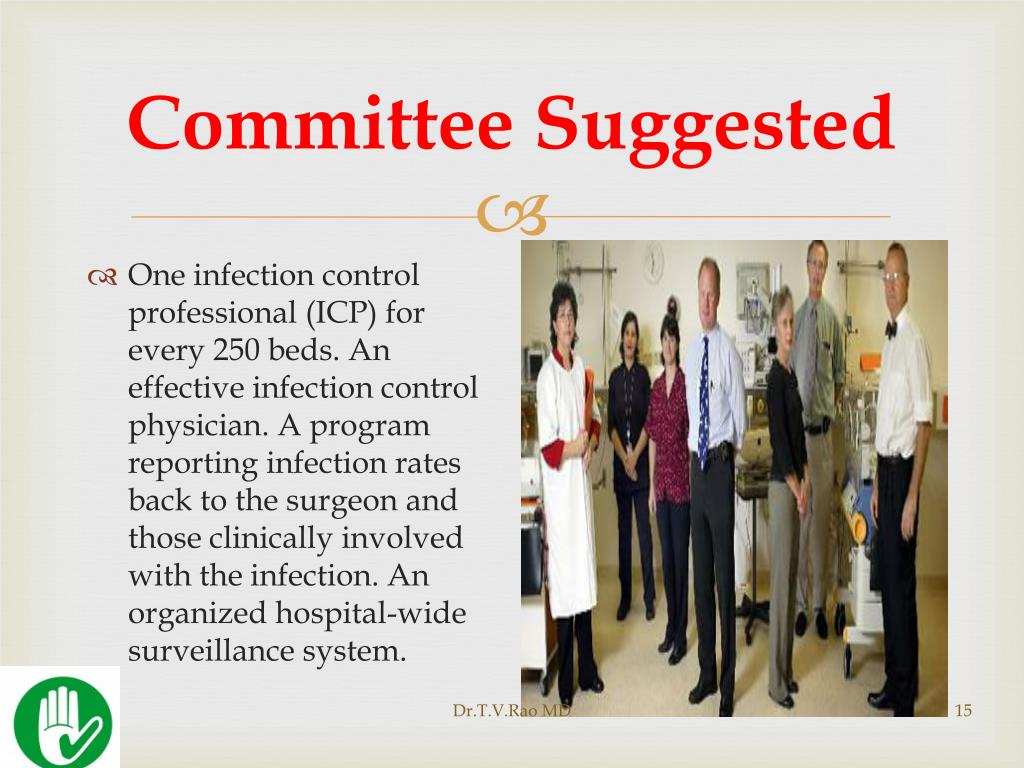 Committee Suggested