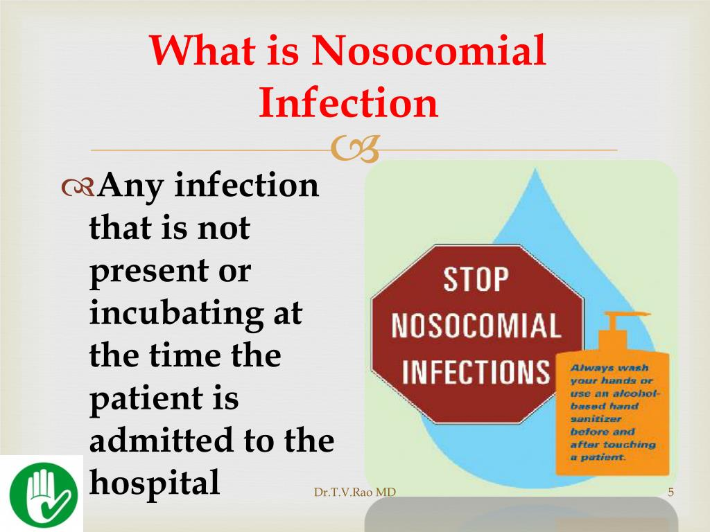 What is Nosocomial Infection