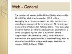 web general