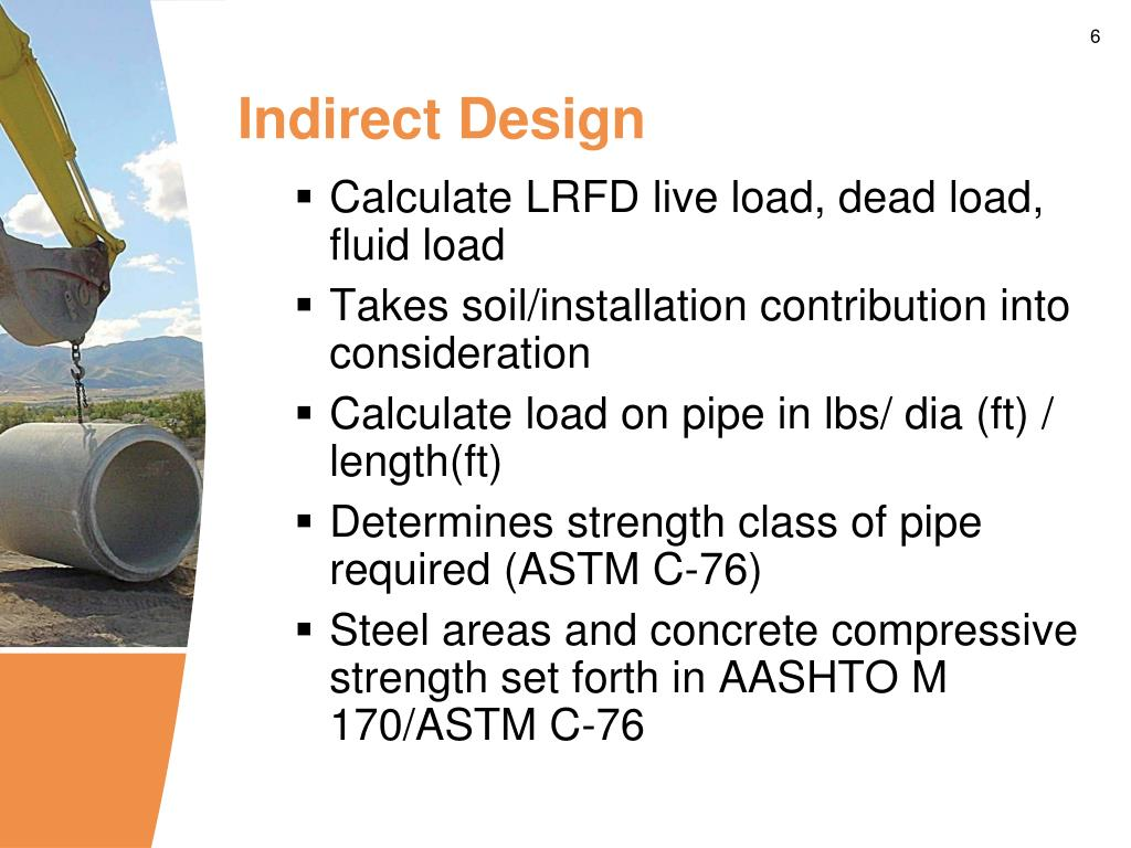 PPT - Elements of a Good Concrete Pipe Specification