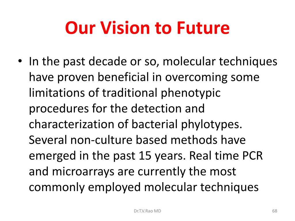 Our Vision to Future