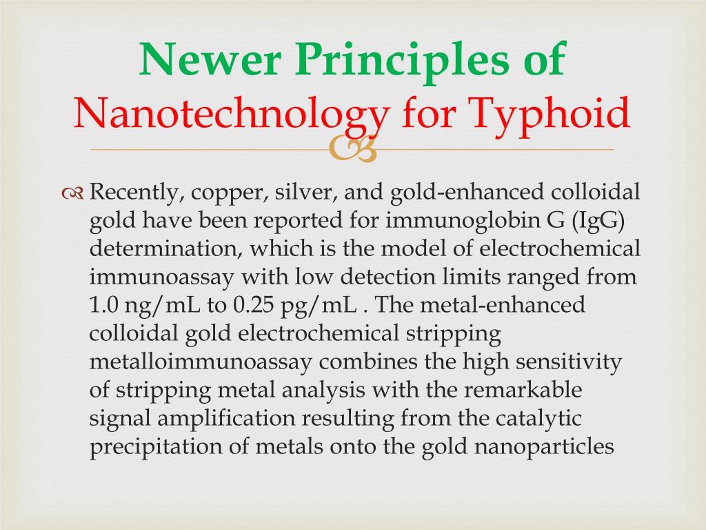 Newer Principles of