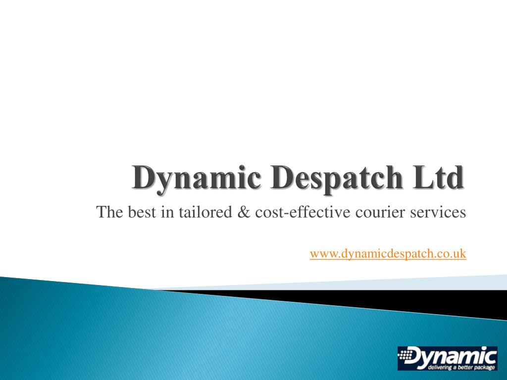 dynamic despatch ltd l.