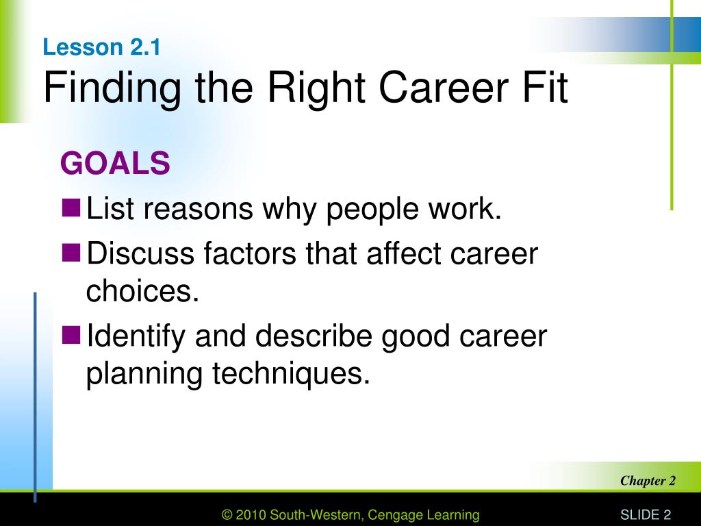 Ppt Planning Your Career Powerpoint Presentation Free Download Id 1040142
