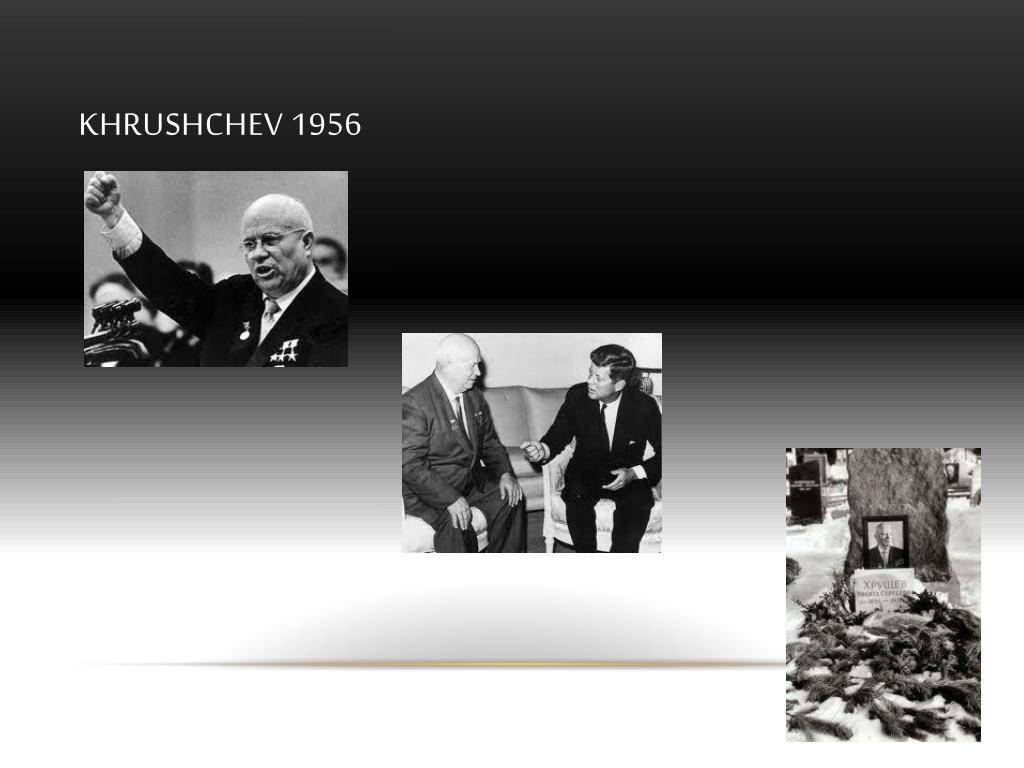 Khrushchev 1956