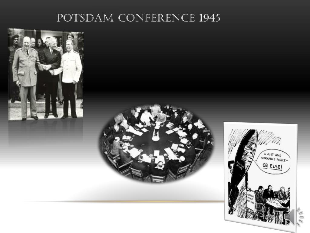 potsdam conference essay