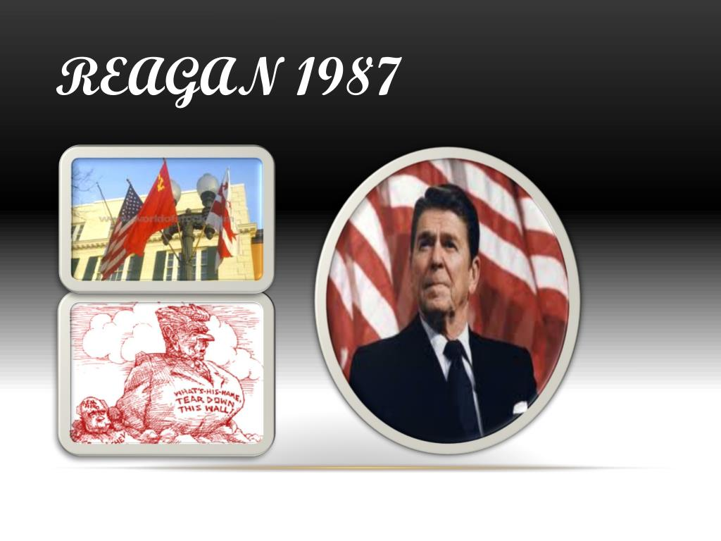 Reagan 1987