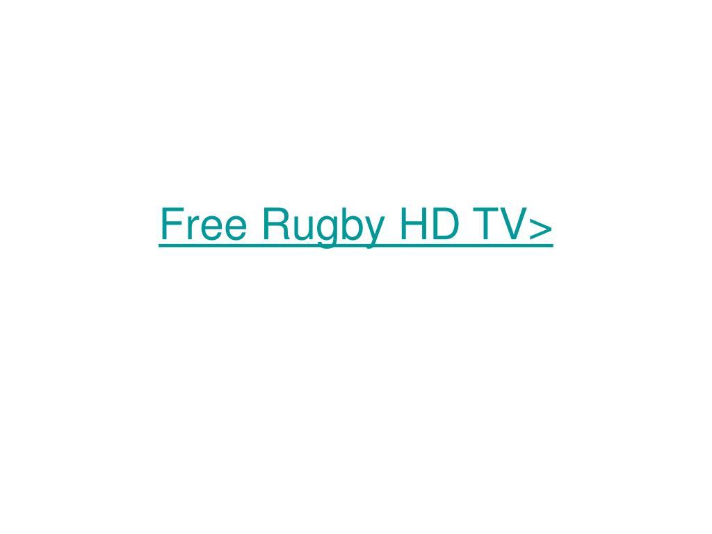 free rugby hd tv l.