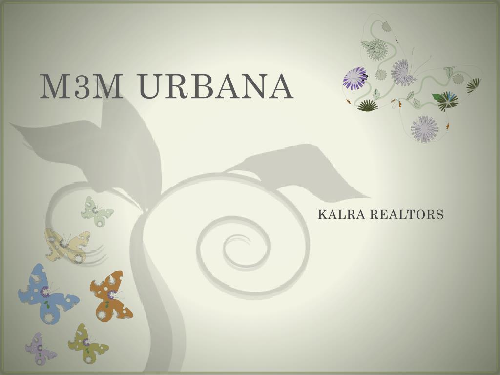 m3m urbana