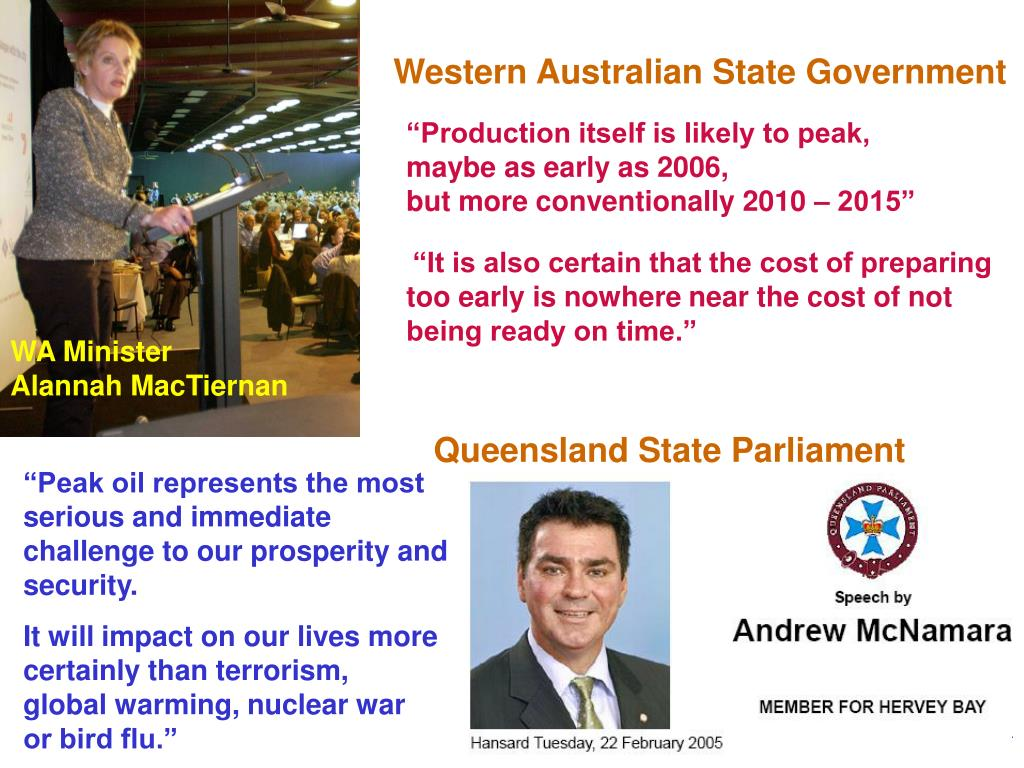 Western Australian State Government