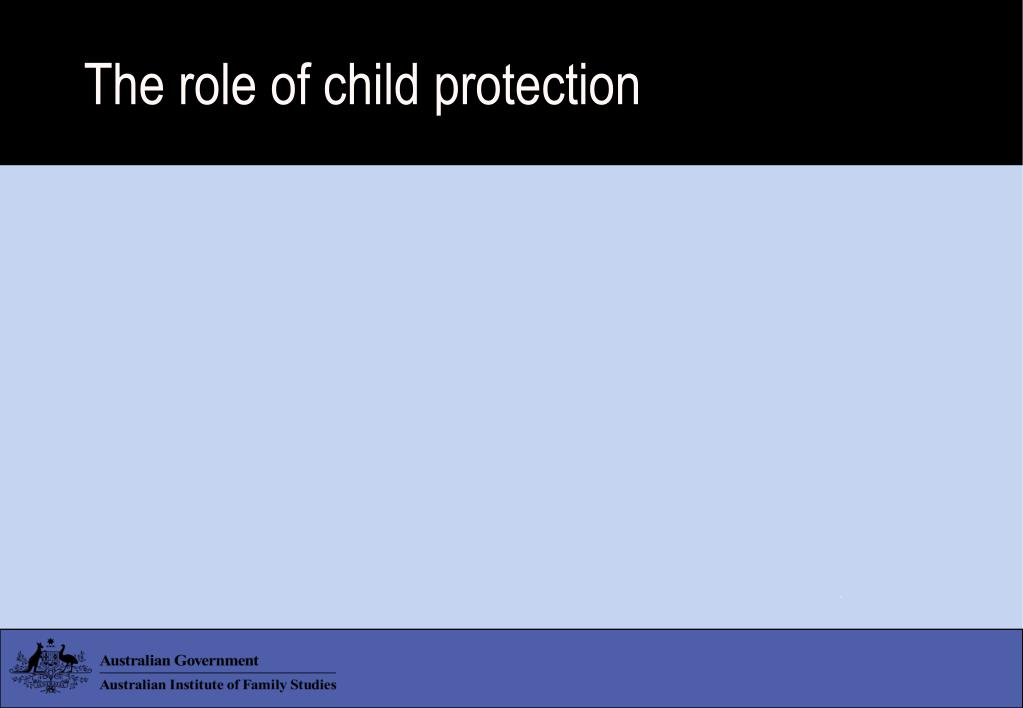 The role of child protection