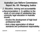 australian law reform commission report no 69 managing justice