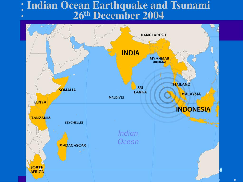 Indian Ocean Earthquake and Tsunami 26