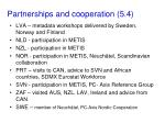 partnerships and cooperation 5 423