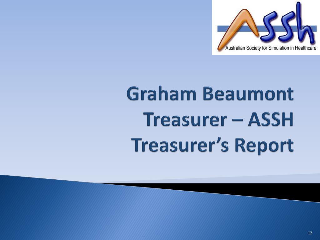 Graham Beaumont