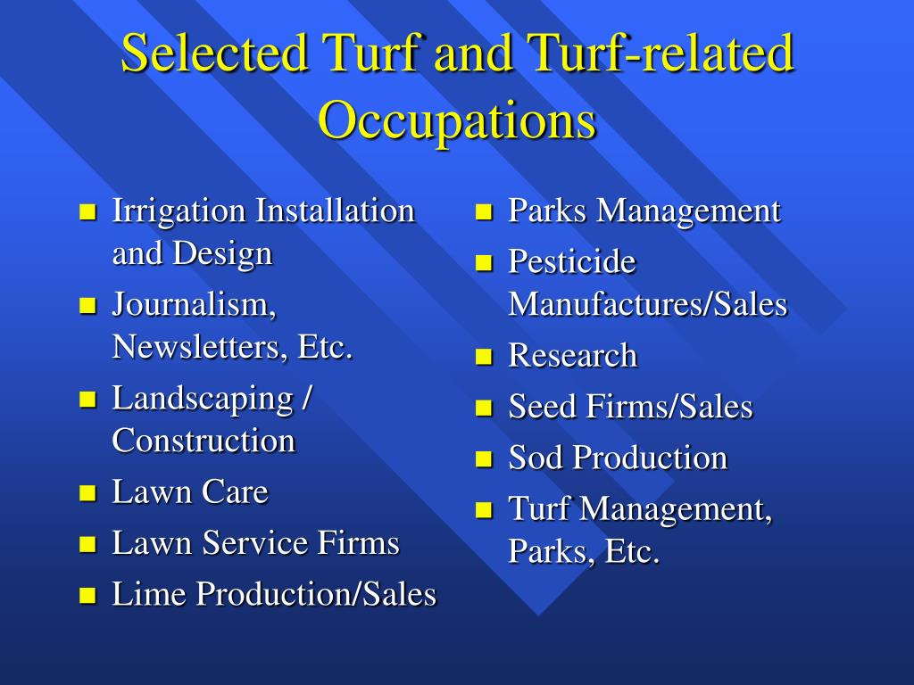 Irrigation Installation and Design