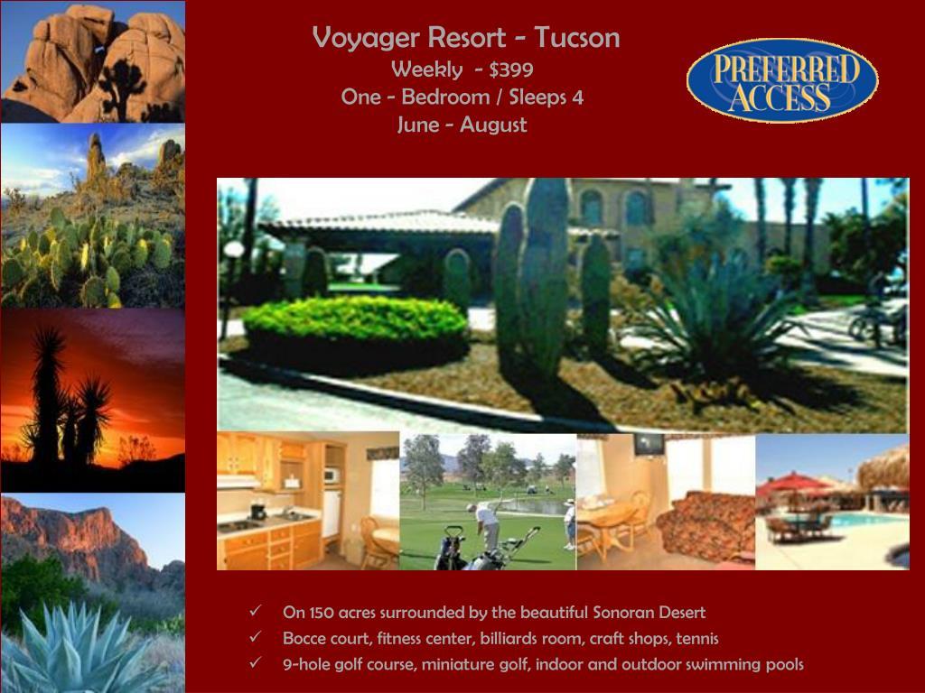Voyager Resort - Tucson