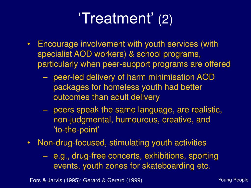 'Treatment'