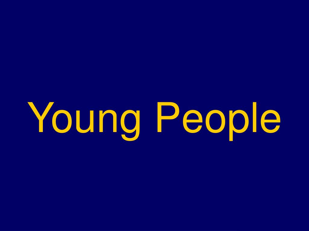young people l.