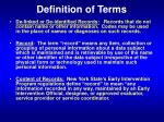 definition of terms3