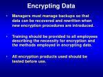 encrypting data1