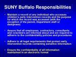 suny buffalo responsibilities1
