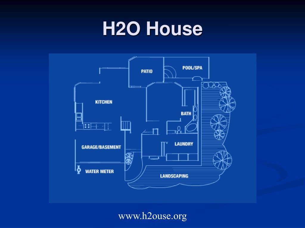 H2O House