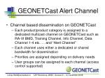 geonetcast alert channel12