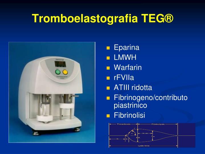 Tromboelastografia TEG®