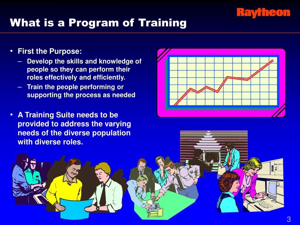 What is a Program of Training