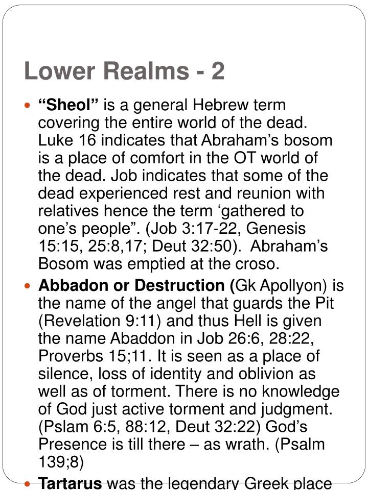 Lower Realms - 2