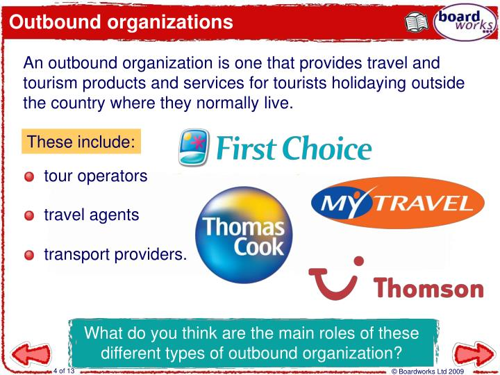outbound organizations Outbound marketing is generally harder to track and less profitable than inbound marketing, yet ironically, organizations still spend as much as 90% of their marketing budgets on outbound marketing organizations looking to improve their sales and return on marketing spend would be well advised to re-allocate an increasing percentage of their .