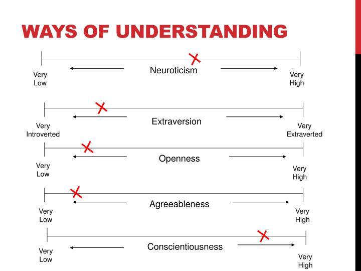 Ways of Understanding