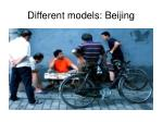 different models beijing1