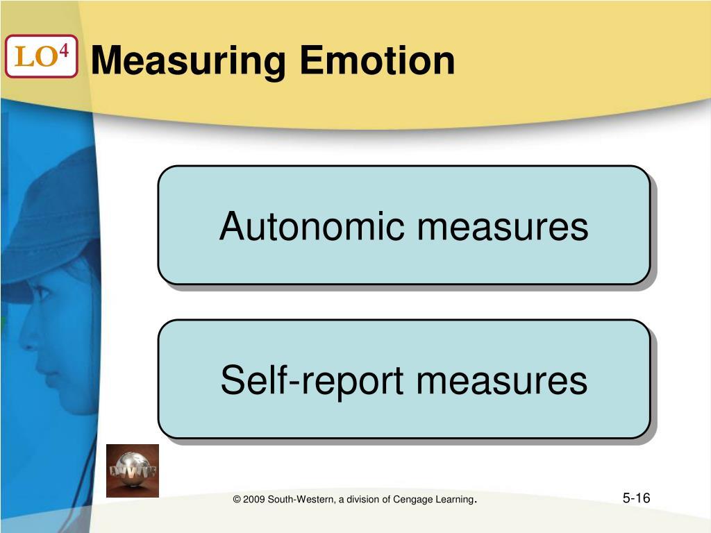 Measuring Emotion