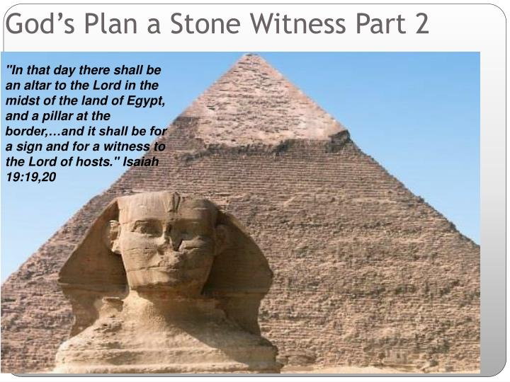 god s plan a stone witness part 2 n.
