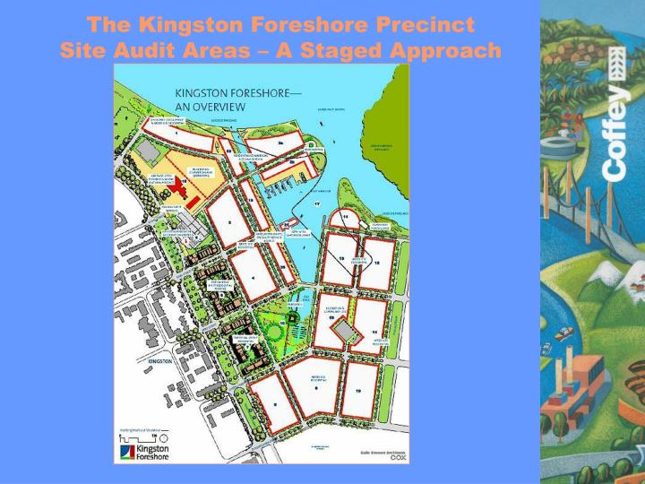 The Kingston Foreshore Precinct