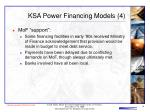 ksa power financing models 4