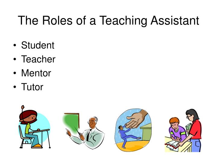 role of teaching assistant Role of teacher assistants in kindergarten classrooms [assistants roles] | teaching assistants roles & responsibilities [teacher assistant.
